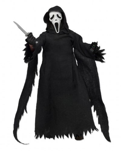 Ghostface de Scream de 8 Pulgadas Version Mego por NECA criticsight