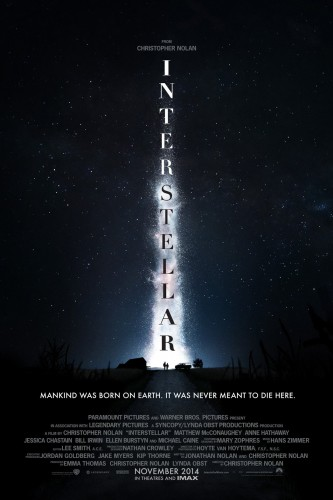 interstellar new poster criticsight