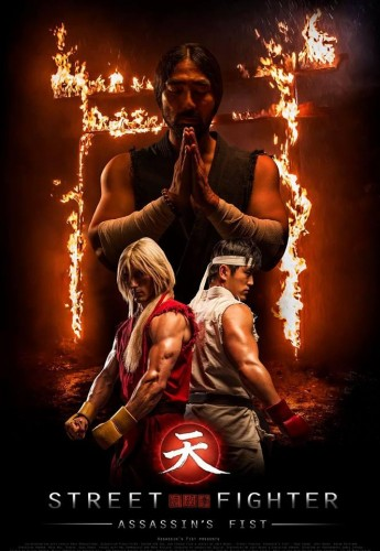 street fighter assasins fist poster oficial criticsight