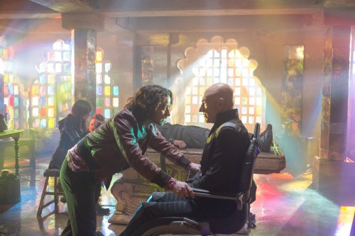 x men days of future past profesor walk criticsight