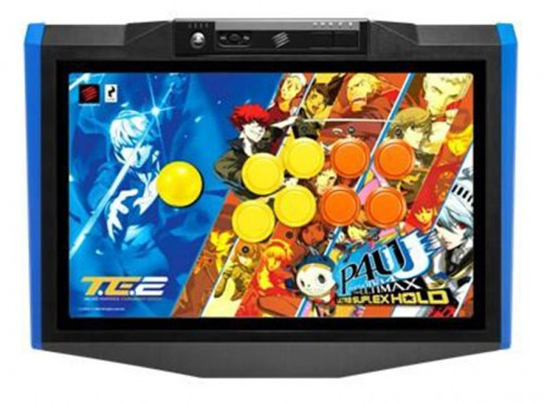 Arcade Stick de Persona 4 Arena Ultimax criticsight 1