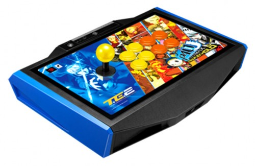 Arcade Stick de Persona 4 Arena Ultimax criticsight 2