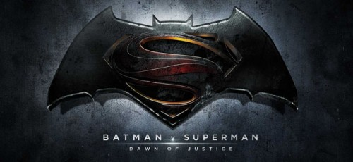 BATMAN V SUPERMAN LOGO CRITICSIGHT