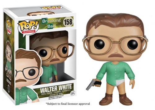 "Figuras Funko Pop Television Basadas en ""Breaking Bad""  criticsight imagen 1"