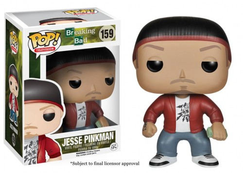 "Figuras Funko Pop Television Basadas en ""Breaking Bad""  criticsight imagen 2"