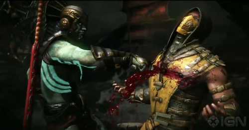 MKX NEW CHARACTER CRITICSIGHT