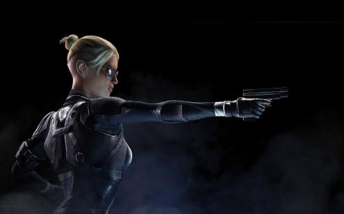 Wallpapers en HD de Mortal Kombat X (10) criticsight cassie cage