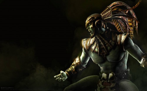 Wallpapers en HD de Mortal Kombat X (10) criticsight kotal khan
