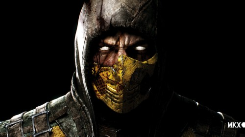 Wallpapers en HD de Mortal Kombat X (10) criticsight scorpion 2
