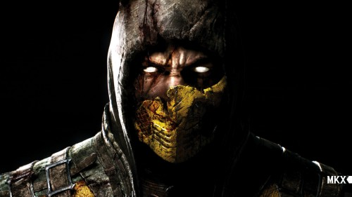 Wallpapers en HD de Mortal Kombat X (10) criticsight scorpion 3
