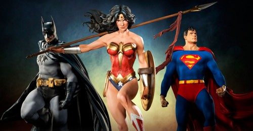 batman superman wonder woman criticsight