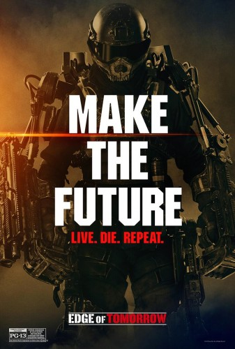 edge of tomorrow poster final criticsight