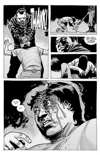 glenn dead muerte en comics walking dead criticsight