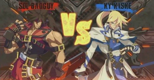 guilty gear xrd gameplay E3 2014 criticsight
