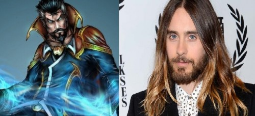jared leto doctor strange criticsight 2015