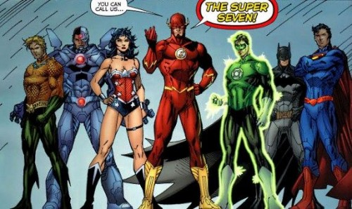 justice league new 52 criticsight