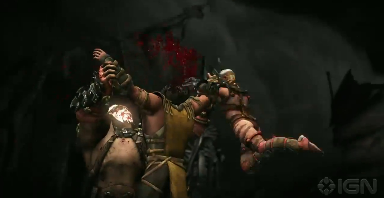 Mortal kombat x fatalities pictures to pin on pinterest