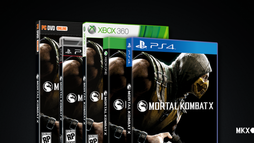 mortal kombat X final box art criticsight