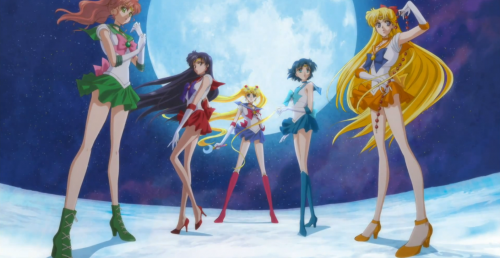 sailor moon crystal trailer  2014 criticsight