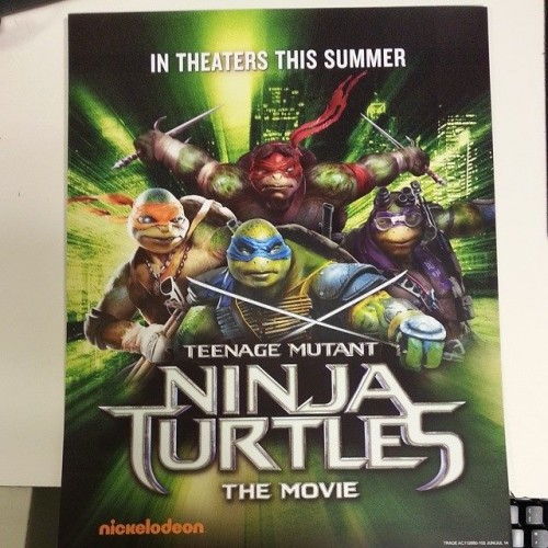tmnt 2014 new movie poster criticsight