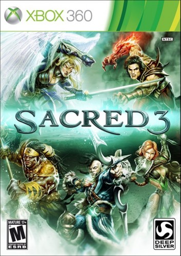 1 Sacred 3 disponible en PS3, PC y XBOX 360 criticsight