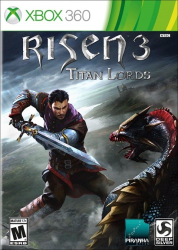 3 Risen 3; Titan Lords disponible en PS3, PC y XBOX 360 criticsight