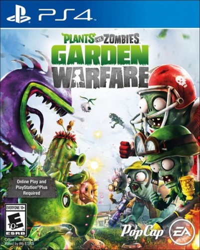 6 Plants vs Zombies Garden Warfare disponible en XBOX One, XBOX 360, PS3 y PS4 criticsight