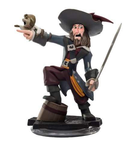 Captain Barbosa figura criticsight