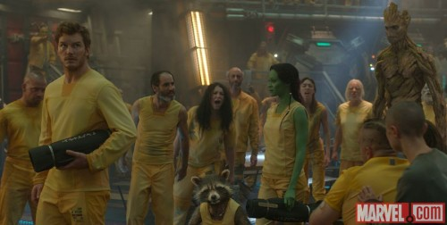 "Con Ustedes el Trailer Final de ""Guardians of the Galaxy"" (Guardianes de la Galaxia) criticsight imagen 15"
