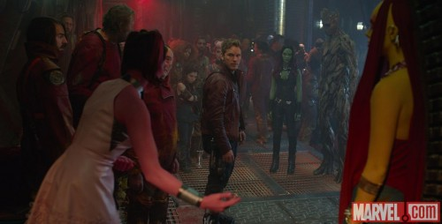 "Con Ustedes el Trailer Final de ""Guardians of the Galaxy"" (Guardianes de la Galaxia) criticsight imagen 3"