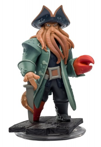 Davy Jones figura criticsight