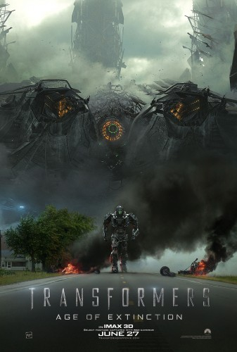 Dinamica Escuadron Gamer Criticsight Transformers Age of Extinction imagen poster 3
