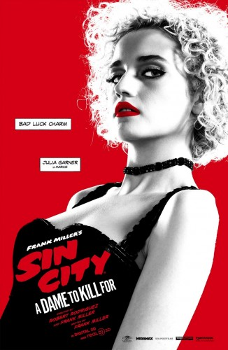 Dos nuevos poster de Sin City A Dame to Kill For criticsight 1