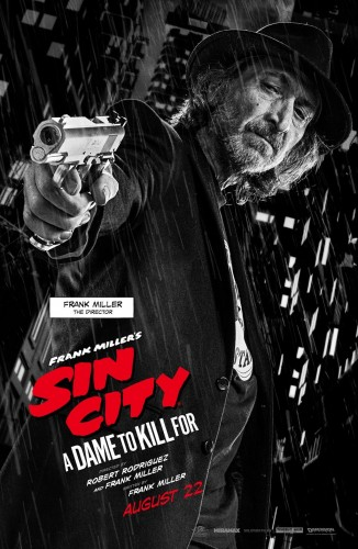 Dos nuevos poster de Sin City A Dame to Kill For criticsight 2