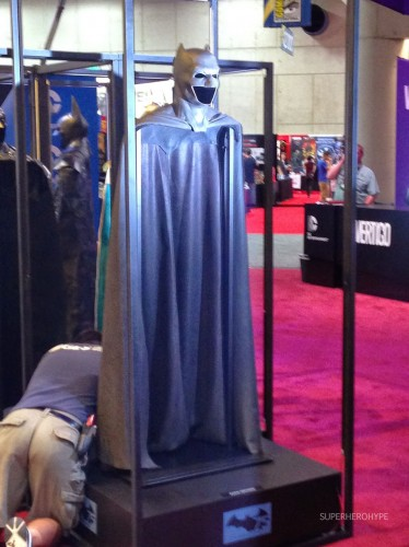 Fotos Batitraje Batman v Superman  comic con criticsight 1