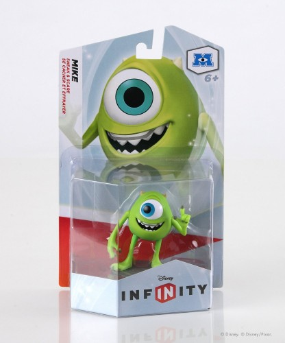Mike Wazowski empaque criticsight