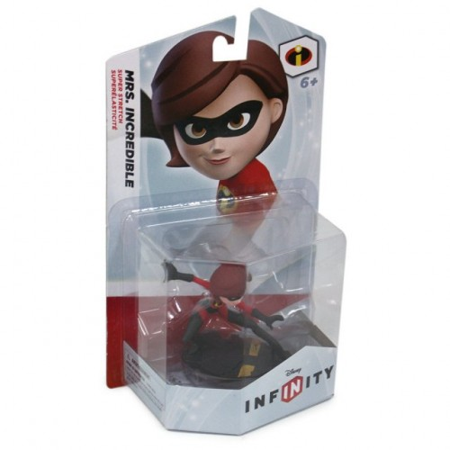 Mrs Incredible  empaque 2 criticsight