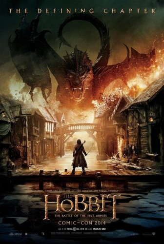 Nuevo Poster de The Hobbit The Battle of the Five Armies criticsight 1