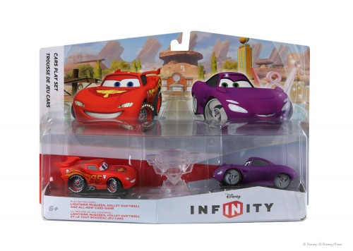 Play Set´s Cars empaque criticsight