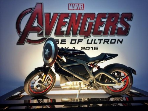 Se mostro la moto de que Black Widow usara en Avengers Age of Ultron criticsight