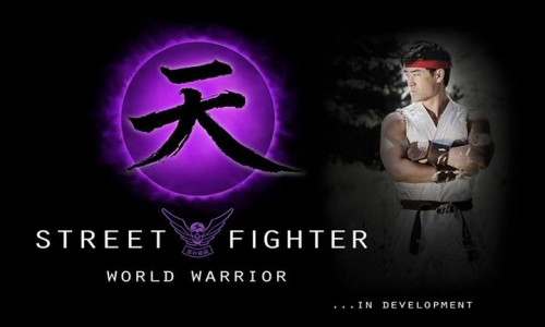 Street Fighter World Warrior criticsight