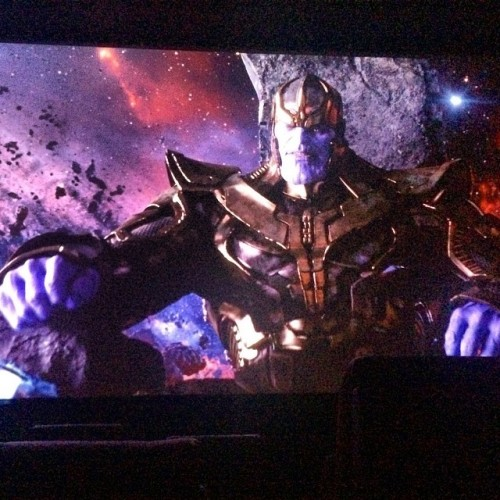 Thanos guardianes de la galaxia criticsight