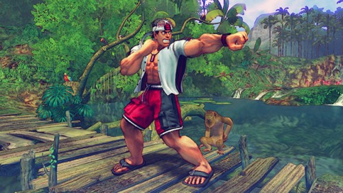 Ultra street fighter iv dlc summer vacation outfits trajes alternos 2014 criticsight 11