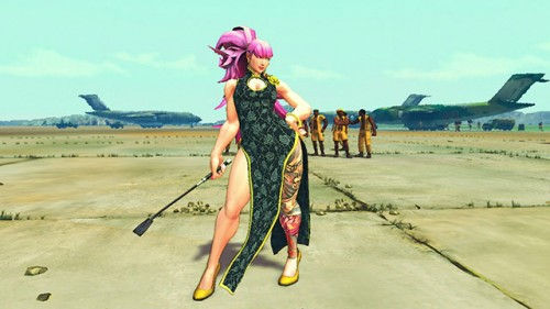 Ultra street fighter iv dlc summer vacation outfits trajes alternos 2014 criticsight 13