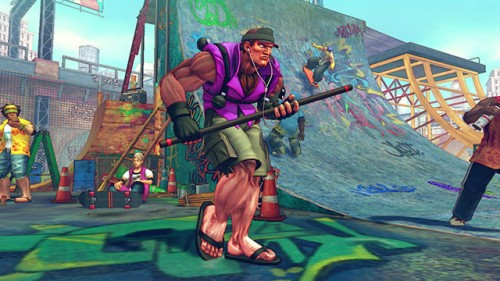 Ultra street fighter iv dlc summer vacation outfits trajes alternos 2014 criticsight 14