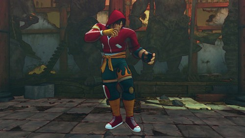 Ultra street fighter iv dlc summer vacation outfits trajes alternos 2014 criticsight 22