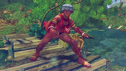 Ultra street fighter iv dlc summer vacation outfits trajes alternos 2014 criticsight 27