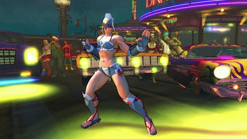 Ultra street fighter iv dlc summer vacation outfits trajes alternos 2014 criticsight 34