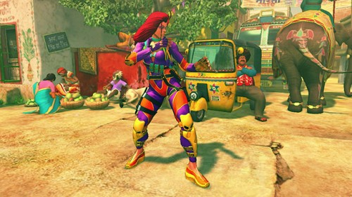 Ultra street fighter iv dlc summer vacation outfits trajes alternos 2014 criticsight 36