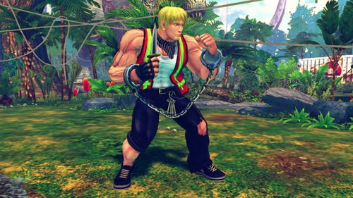 Ultra street fighter iv dlc summer vacation outfits trajes alternos 2014 criticsight 37